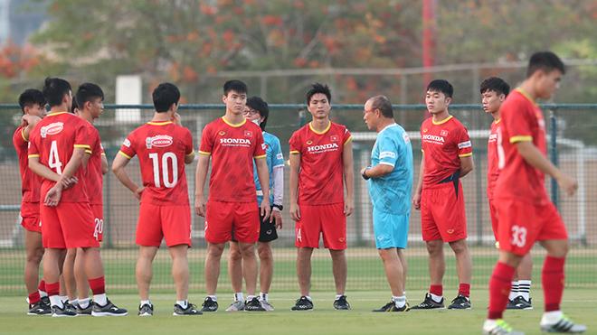 Niềm tin vào thầy trò HLV Park Hang Seo