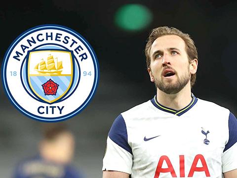 Bỏ tập trung cùng Tottenham, Harry Kane quyết tới Man City bằng được?