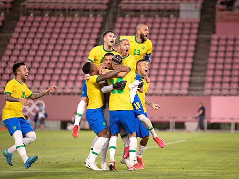 U23 Brazil vs U23 Tây Ban Nha: Trận chung kết được kỳ vọng