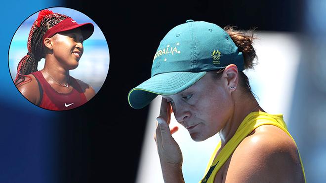 Tennis Olympic Tokyo 2021: Cú sốc Ashleigh Barty, và cơ hội của Osaka