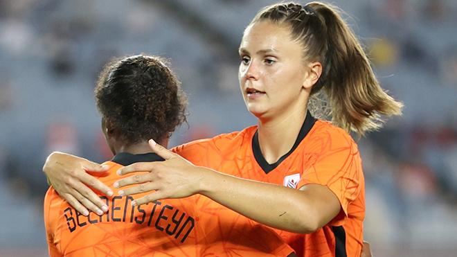 Lieke Martens: Johan Cruyff của bóng đá nữ Olympic 2021