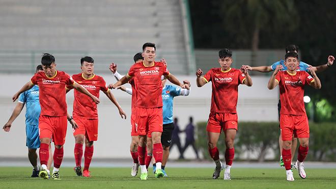 Bình luận viên Quang Huy: 'Thể lực, cách chơi cần cho đội tuyển Việt Nam'