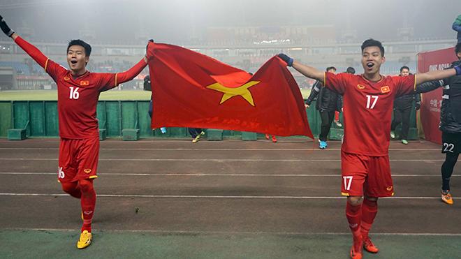 15h00 ngày 27/1, U23 Việt Nam - U23 Uzbekistan: Ca khúc khải hoàn (VTV6)