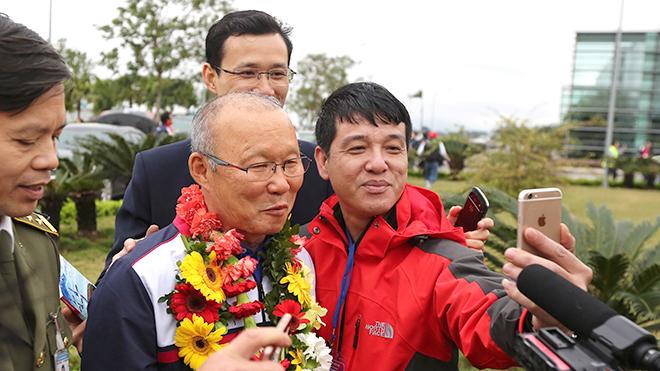 HLV Park Hang Seo: 'Midas' của U23 Việt Nam