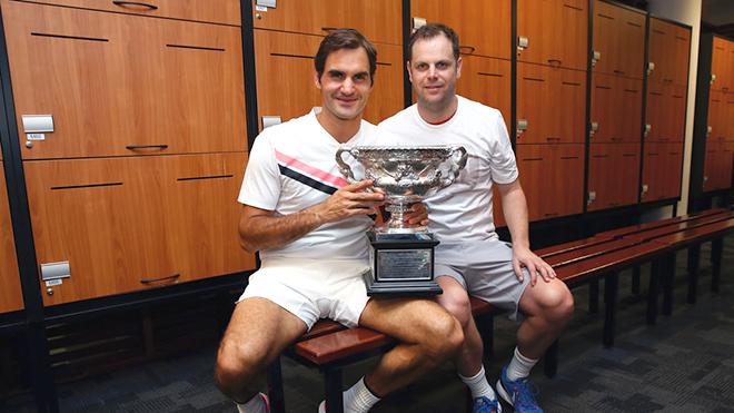 Roger Federer: Người định nghĩa lại giới hạn