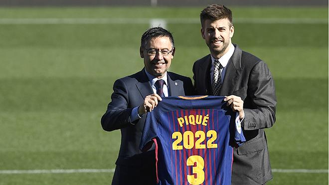 Ở Barca, Pique còn hơn cả một cầu thủ