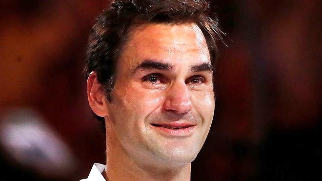 Roger Federer: Bất chấp mọi logic
