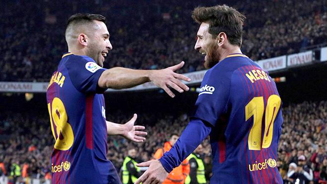 Barca thắng tối thiểu ở lượt đi cúp Nhà Vua: Đừng tưởng táo chín đã là ngon