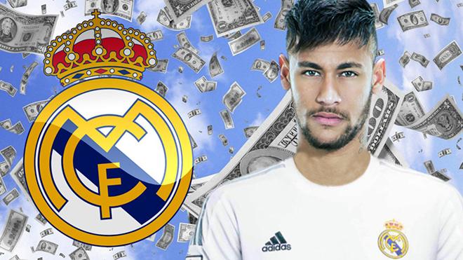 5 lý do Neymar có thể tới Real Madrid