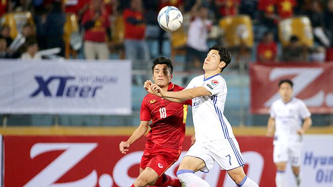 U23 Việt Nam 2-3 CLB Ulsan Hyundai:  Đúng chất giao hữu