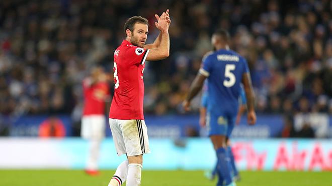 Sự tận tụy của Juan Mata đã khiến Mourinho 'mủi lòng'