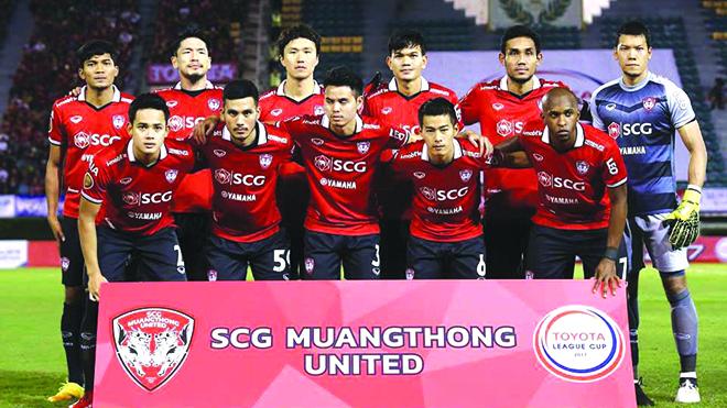 SCG Muangthong United: M.U phiên bản Đông Nam Á