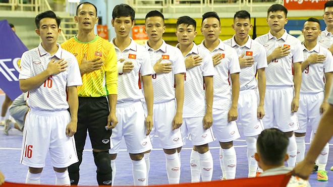 Futsal Việt Nam và hai 'ngọn núi' phải vượt năm 2018