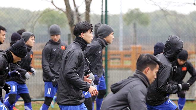 Chuyện 'giấu bài' của U23 Việt Nam