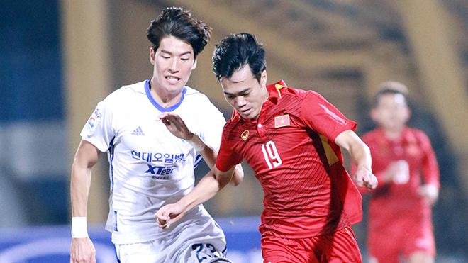 U23 Việt Nam đá kiểu nào với U23 Hàn Quốc?