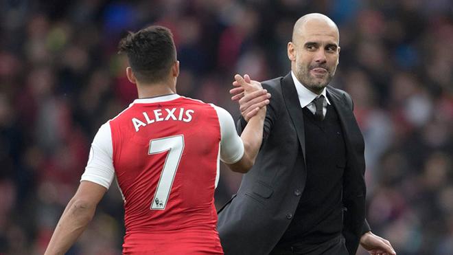Alexis Sanchez đến Man City thì M.U của Mourinho bao giờ mới đuổi kịp?