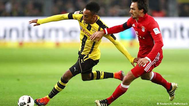 Tháng giông bão của Dortmund