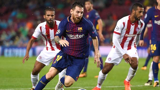 Phụ thuộc Messi và tiền vệ quá bất lực, Barca không hoàn hảo như chúng ta nghĩ