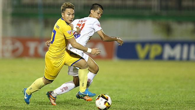 Hết Hữu Thắng, bóng đá xứ Nghệ rớt giá