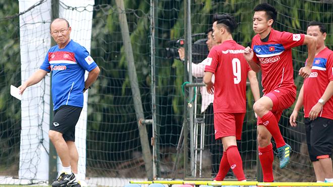 19h00 ngày 14/11, Việt Nam - Afghanistan:  Chào sân, HLV Park Hang Seo quyết thắng!