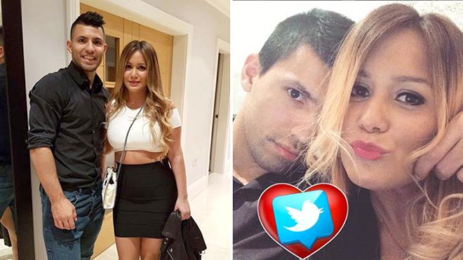 Sergio Aguero nối lại tình cũ với 'bạn gái tin đồn' của bố vợ Maradona