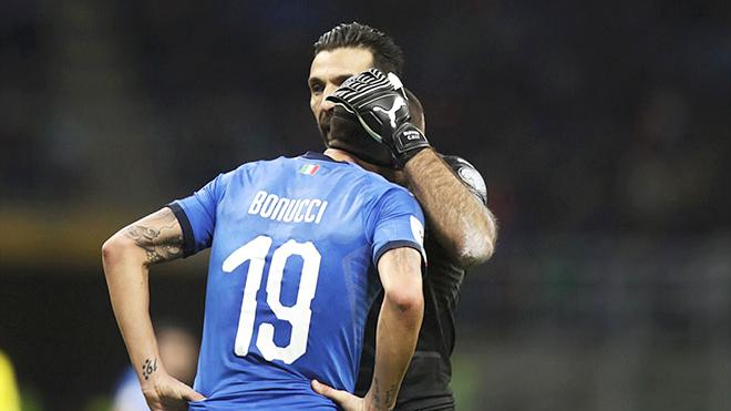 Với Italy, thất bại đôi khi là một điều tích cực