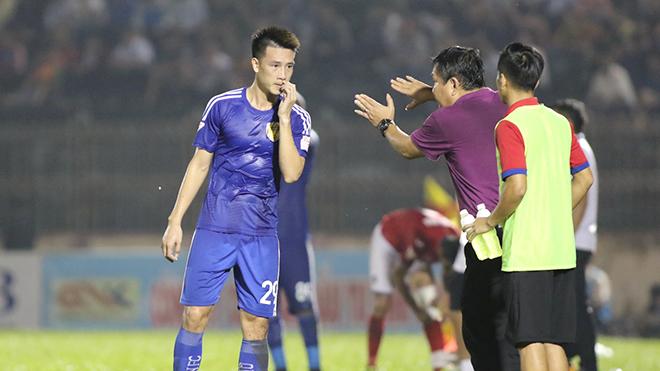 Quảng Nam quyết sớm lên ngôi tại V-League 2017