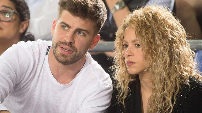 Pique cãi vã, suýt đánh Shakira trong nhà hàng