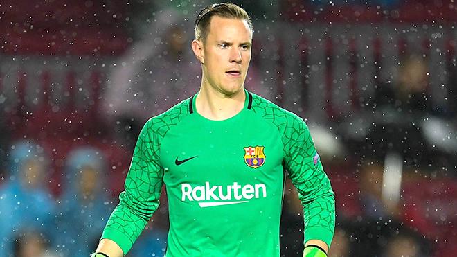 Không phải Messi, Barca đang sống nhờ Ter Stegen!