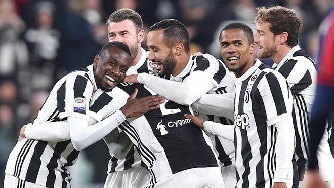 Chỉnh lại tuyến giữa, Juventus mới mong hạ Napoli