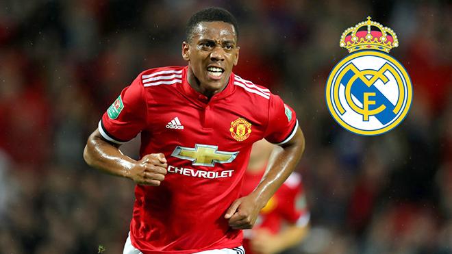 Martial sẽ là giải pháp cho tương lai của Real Madrid?