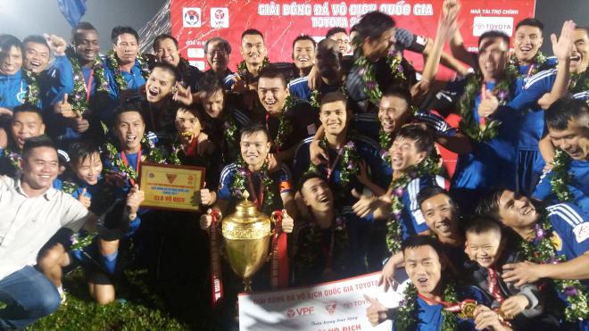 Quảng Nam và bài học cho các đội bóng tỉnh lẻ