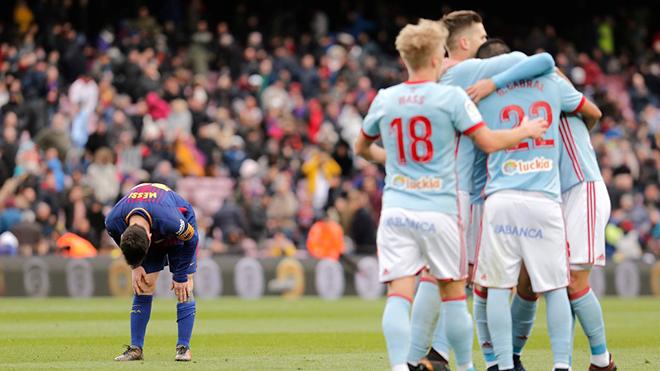 Barca đã bị 'bóng đè' ở Camp Nou
