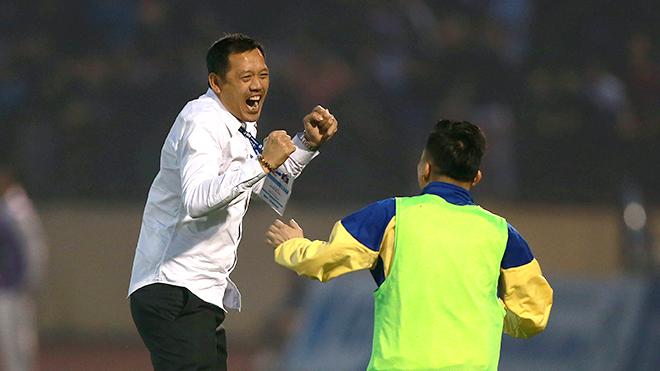 SLNA không ngại thi đấu ở AFC Cup