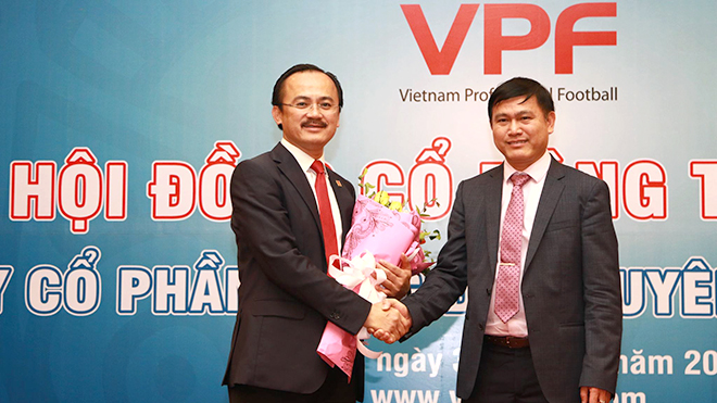VPF 'thay máu' lãnh đạo: Chờ đợi sức bật mới!