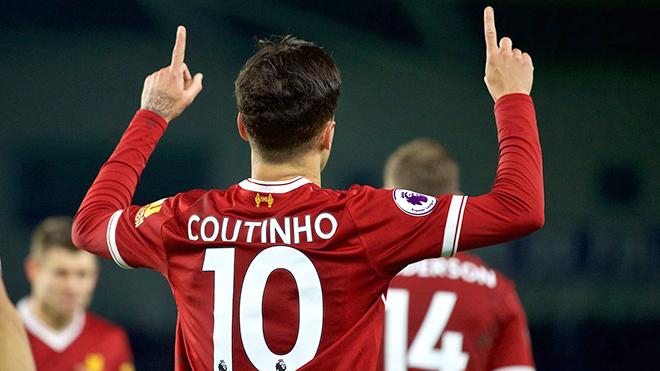 Coutinho vẫn là số 1 ở Anfield