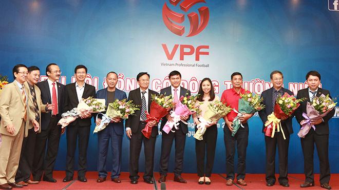 Chủ tịch VPF Trần Anh Tú: 'Tổ chức và điều hành V-League là việc quá khó khăn'