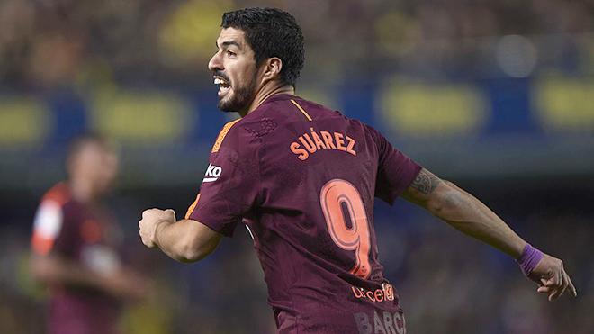 Barcelona: Ơn giời, 'quái vật' Luis Suarez đây rồi! Anh đã trở lại!