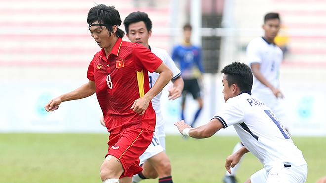 Tuyển Việt Nam chơi theo phong cách Mai Đức Chung