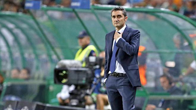 Valverde đã cách mạng thành công Barcelona