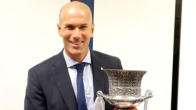 Zidane xứng đáng là 'dị nhân' của thế giới bóng đá
