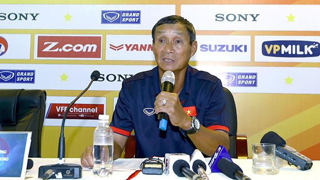 HLV Mai Đức Chung: 'Tôi muốn làm những điều tốt đẹp cho bóng đá Việt Nam'