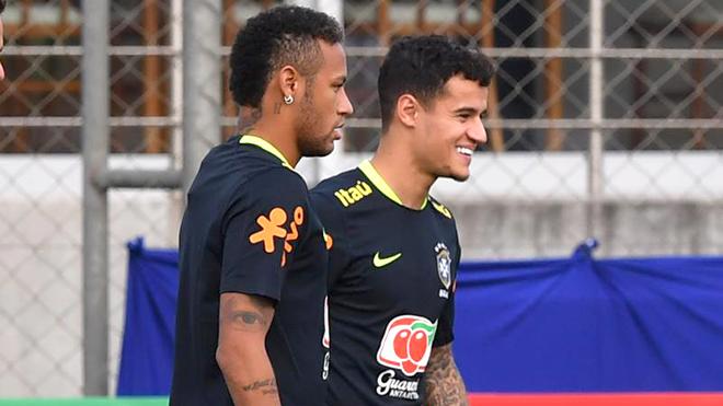 Vì sao Neymar ngăn Coutinho đến Barca?