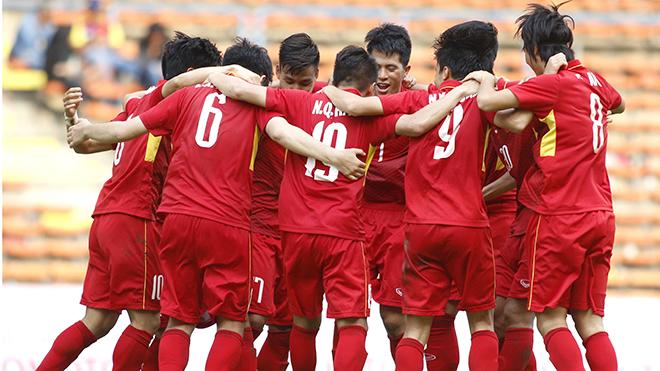 Lo cho U22 Việt Nam