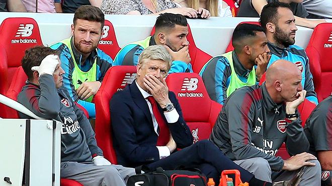 Wenger tiếp tục làm suy yếu Arsenal