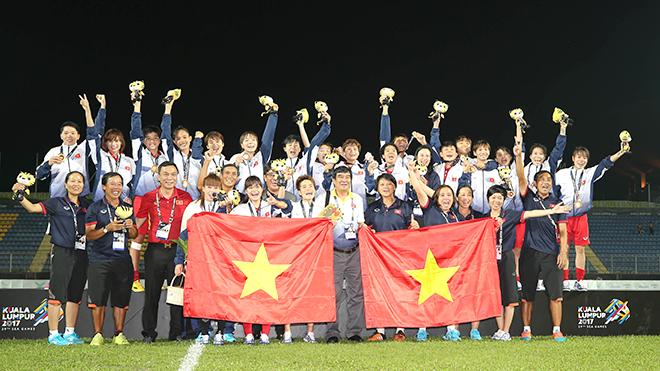 Thể thao Việt Nam: Phía trước không phải màu hồng