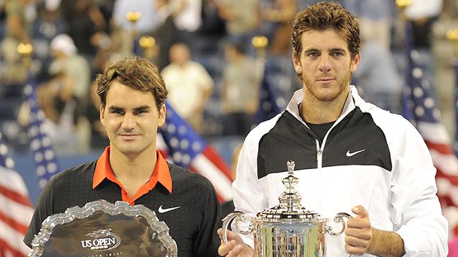 Del Potro tái ngộ Roger Federer: Flushing Meadows và ký ức ngọt ngào của Delpo