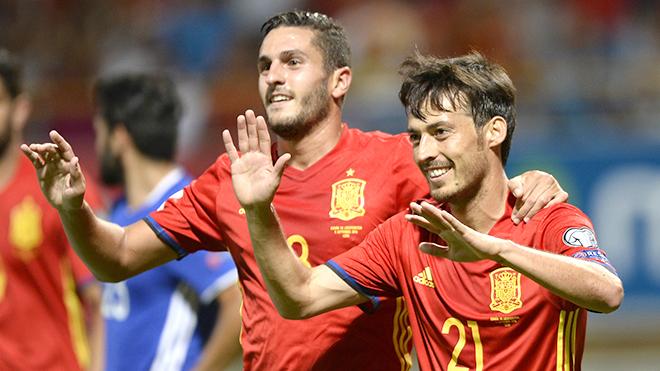 10 niềm tin sẽ vô địch World Cup của Tây Ban Nha