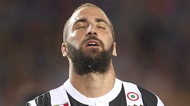 Higuain có phải thương vụ sai lầm của Juventus?