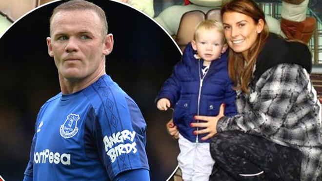 Mọi dấu hiệu cho thấy Wayne Rooney đã ly hôn trong êm thấm